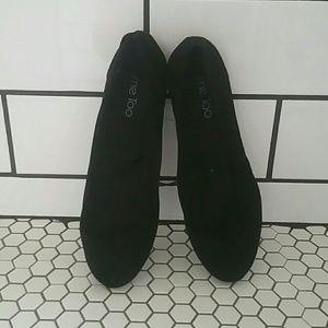 Me Too Black Ballet flats